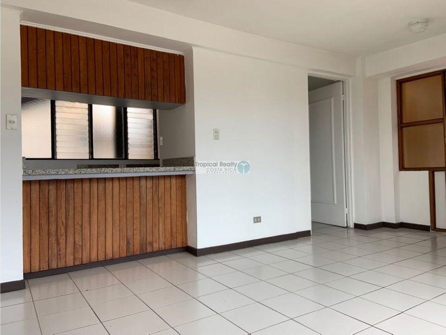 apartamento para alquiler ubicado en escazu trejos montealegre