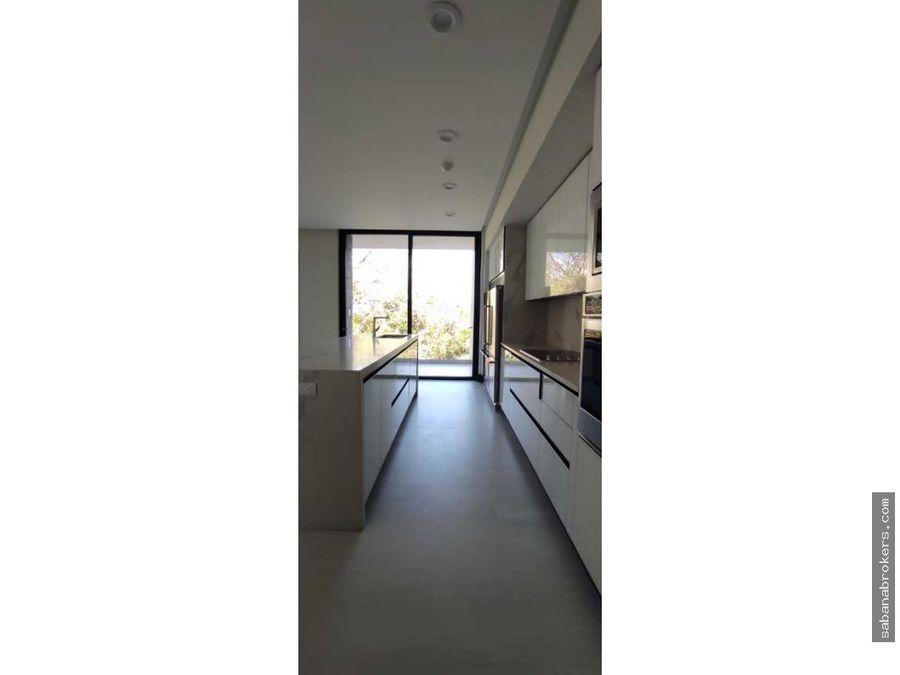 apartamento para estrenar con vista en escazu