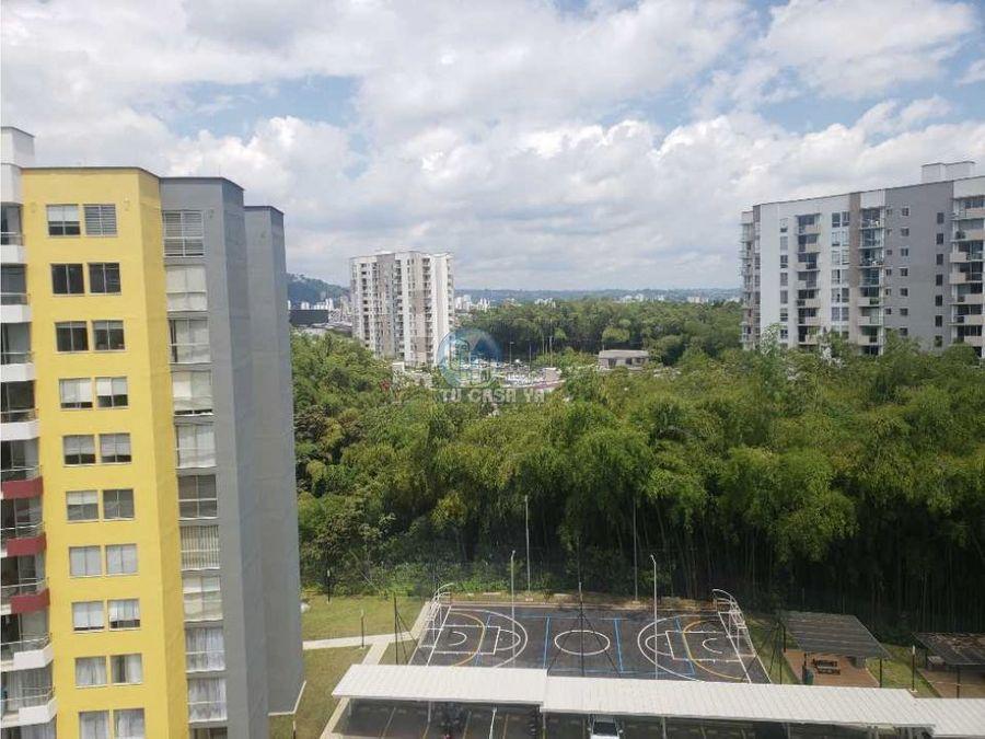 apartamento para estrenar con hermosa vista piso 11 full acabados
