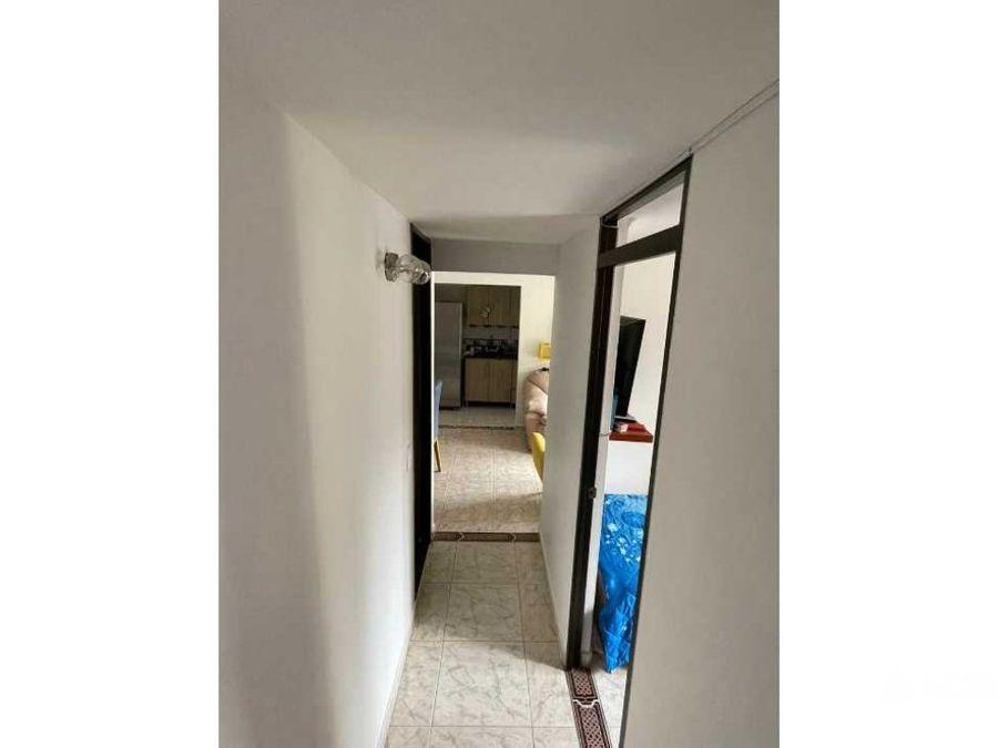 apartamento para la venta en parte alta de loma de los bernal