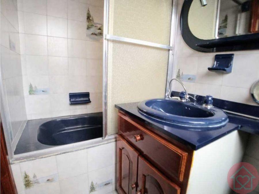 apartamento venta santa barbara para remodelar bogota