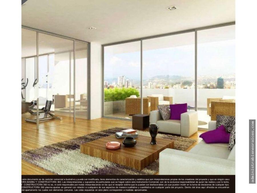apartamento penthouse 3 alcobas milan manizales