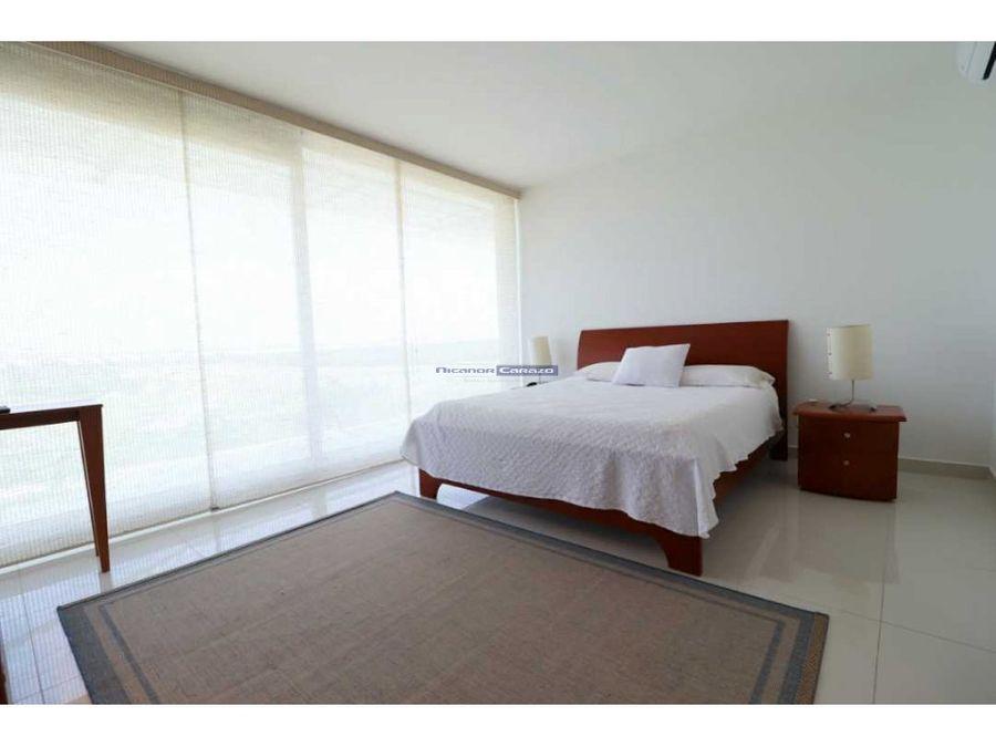 apartamento penthouse duplex en karibana cartagena