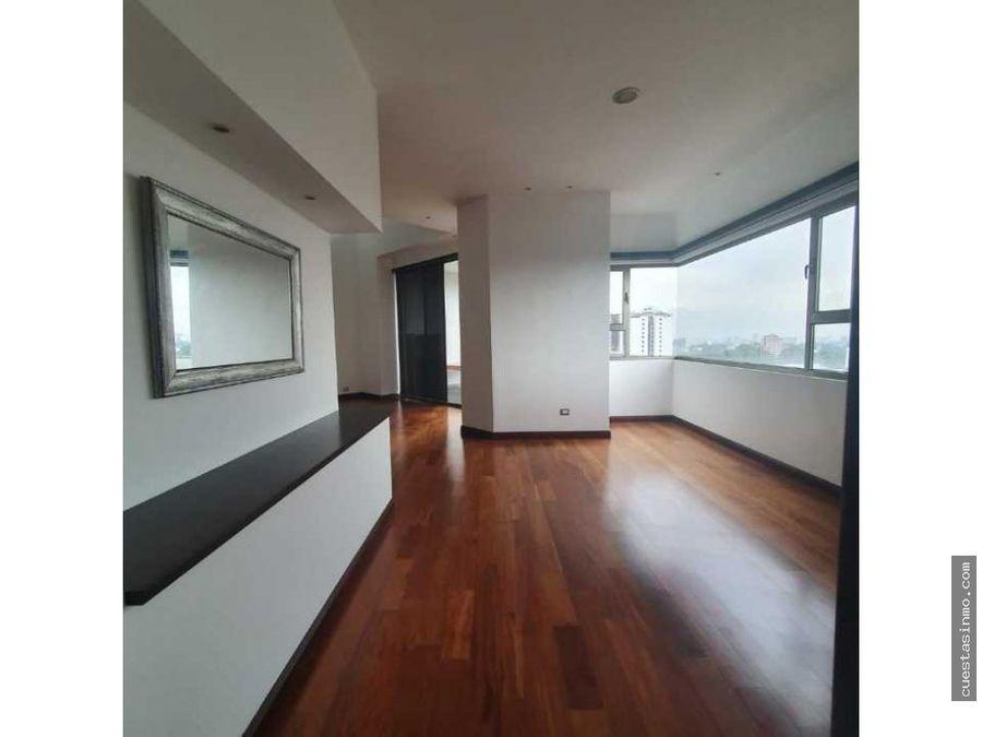 apartamento pent house en venta verdino zona 15 1