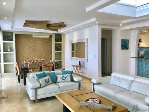apartamento penthouse playa blanca