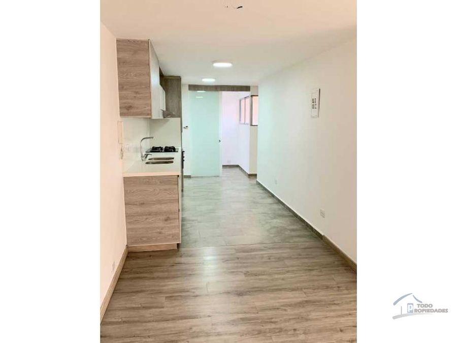 apartamento remodelado en nueva villa de aburra