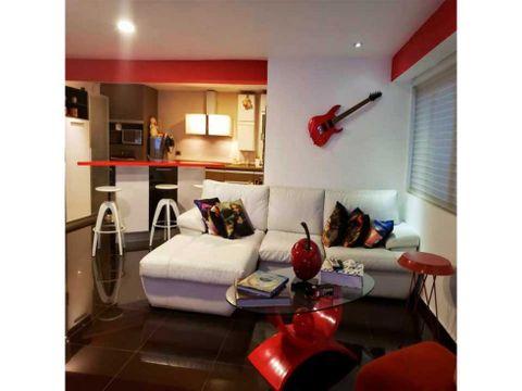 apartamento remodelado en venta en santa fe