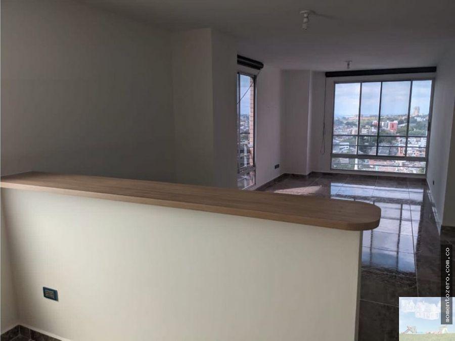 apartamento remodelado pereira pinares 3 alcobas mas servicio 102m2