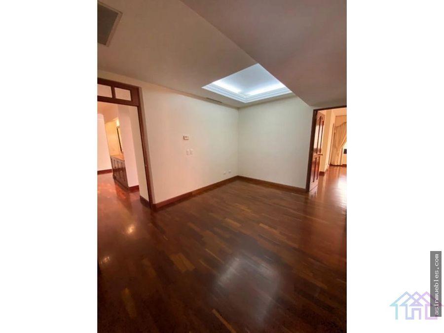 apartamento san ignacio iii 3 habitaciones