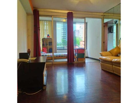 apartamento tipo estudio amoblado en alquiler en santa fe