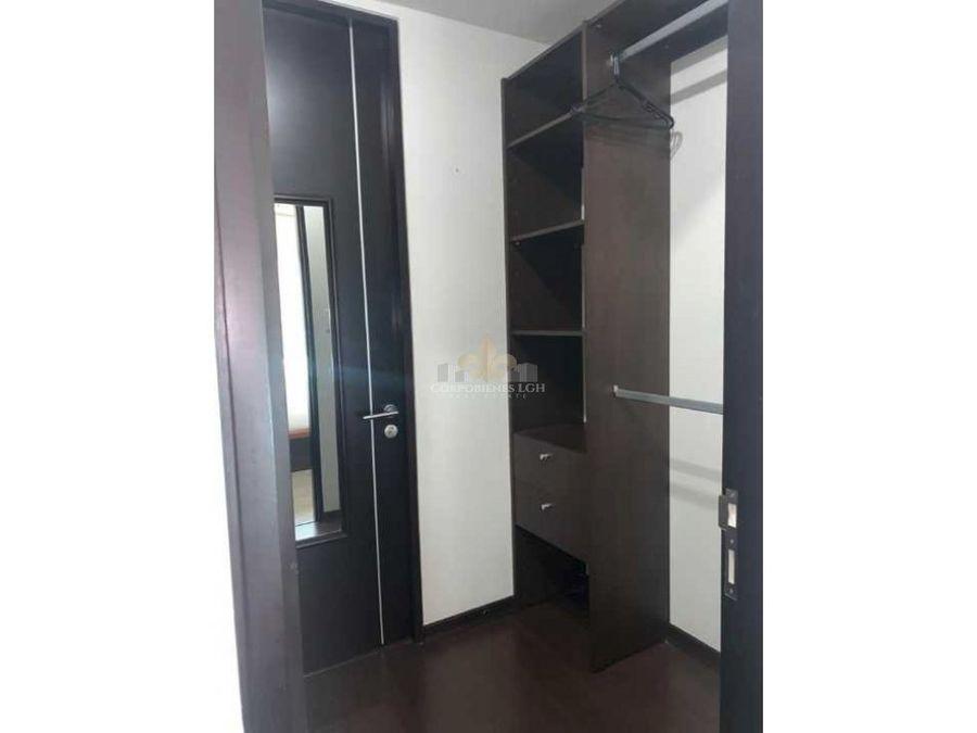 apartamento tipo loft en escazu