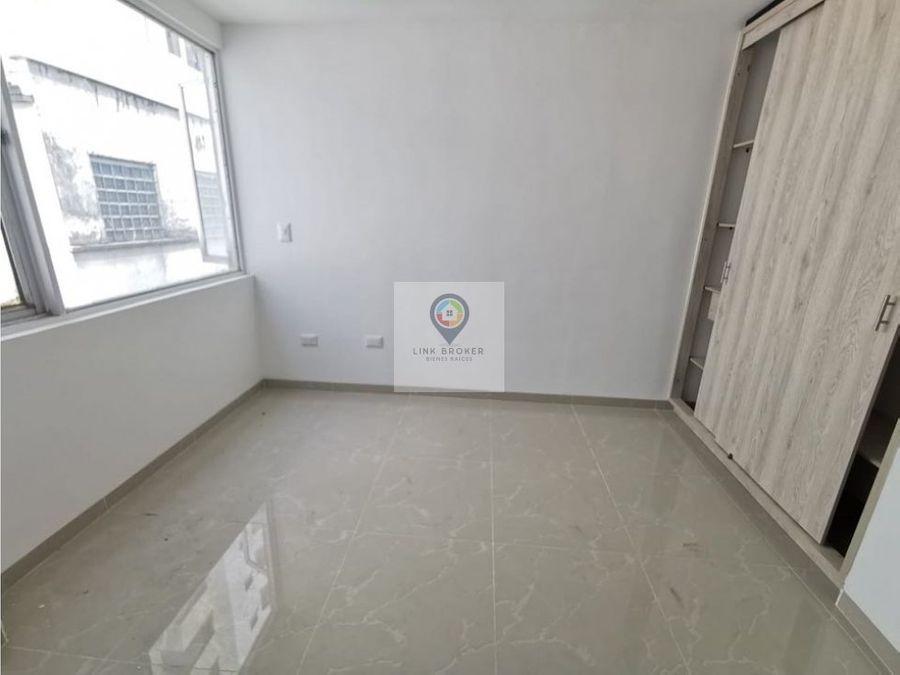 apartamento moderno y remodelado en pinares pereira