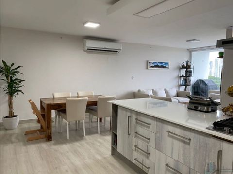 apartamento con remodelaciones via porras ph tee one