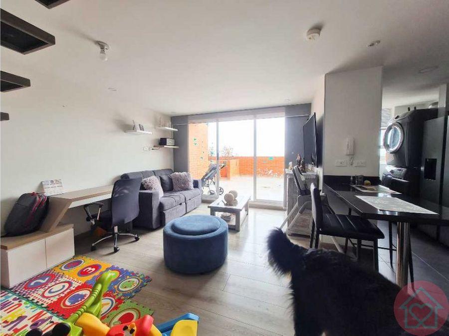 apartamento venta chapinero alto terraza bogota