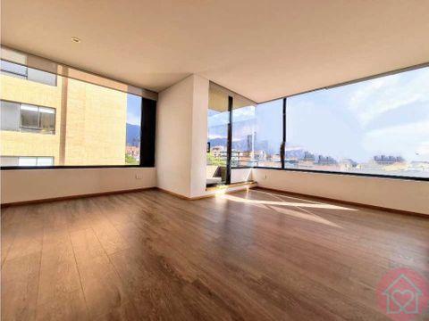 apartamento venta chico terraza bogota