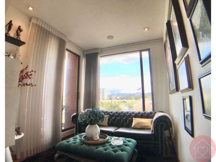 apartamento venta el salitre balcon bogota