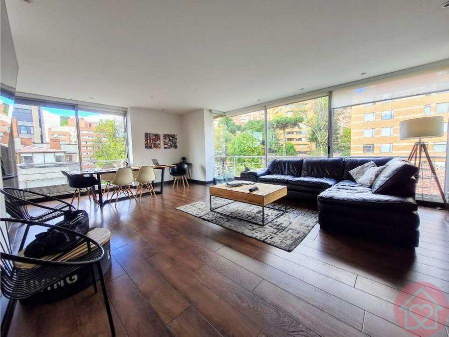 apartamento venta rosales duplex bogota t