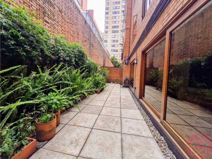 apartamento venta rosales terraza bogota t