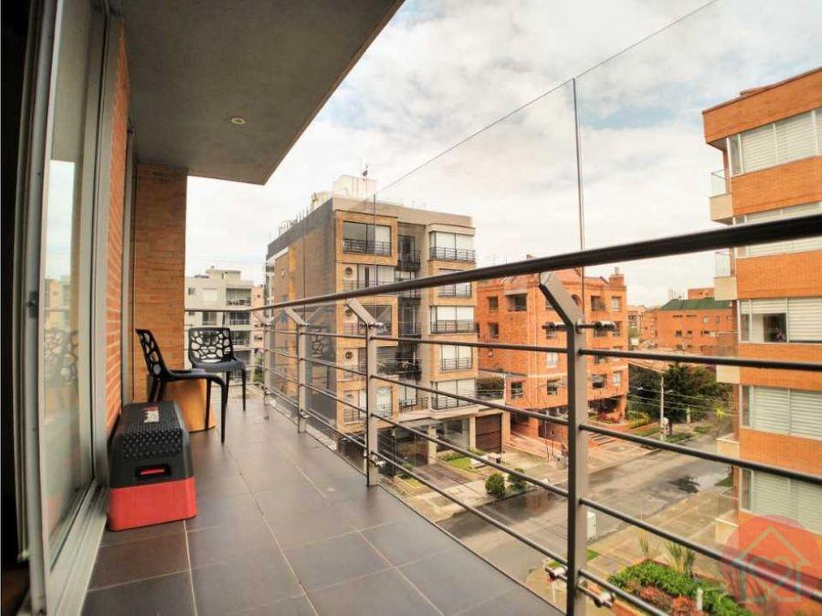 apartamento venta santa barbara terraza bogota