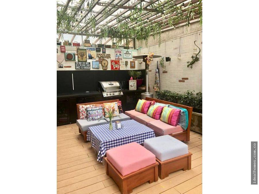 apartamento venta emaus terraza bogota
