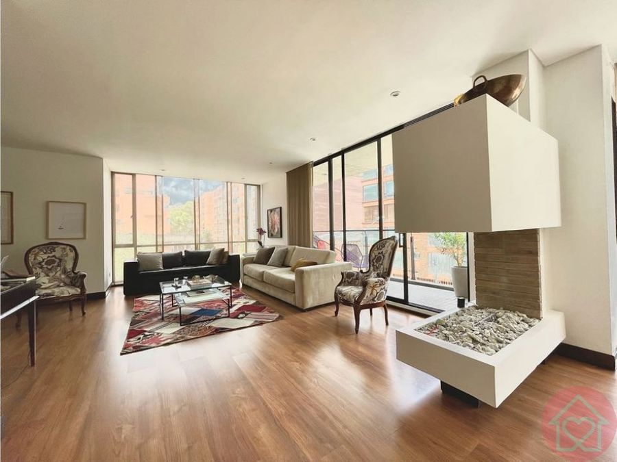 apartamento venta virrey balcon bogota