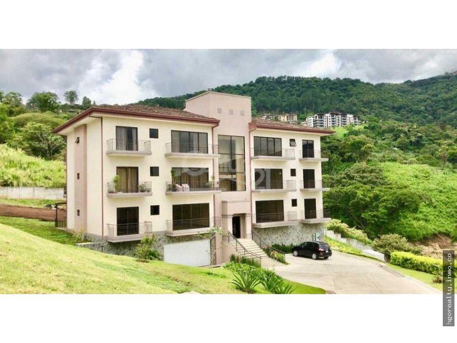 apartamento vista al valle