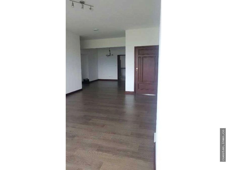 apartamento en alquiler zona 14 directo