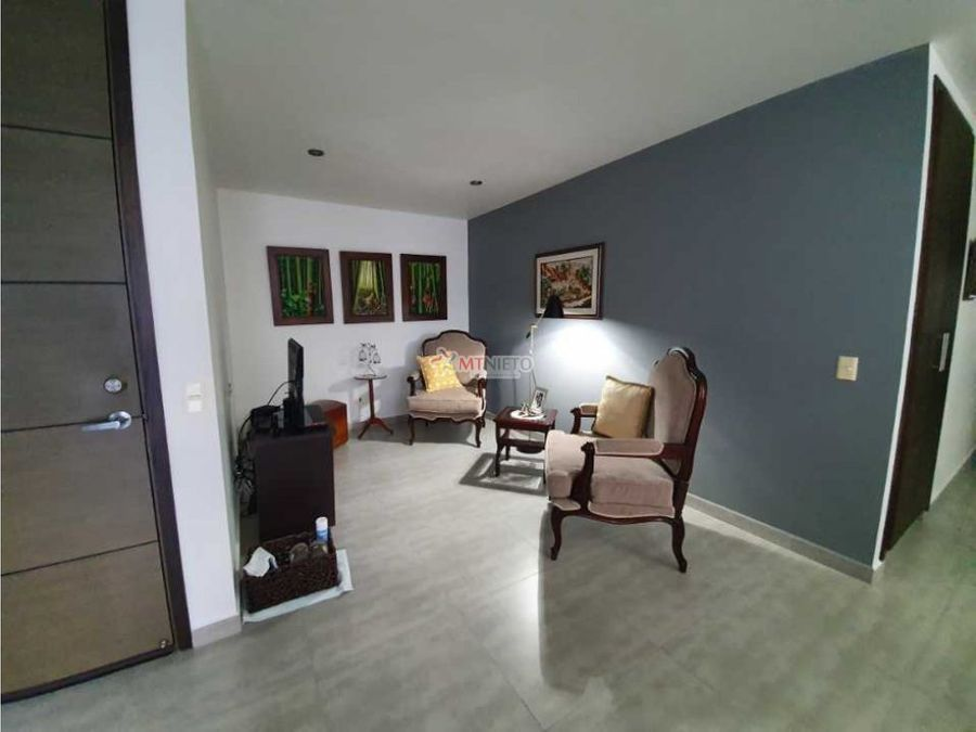 apartamento 149 m2 de 3 alcobas y estudio providencia