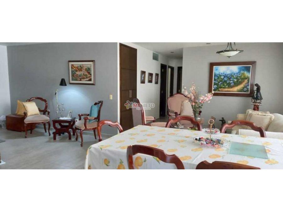 apartamento 170 m2 de 3 alcobas y estudio providencia