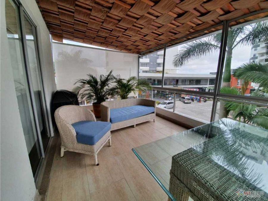 apartamento 176 m2 de 3 alcobas oasis laureles