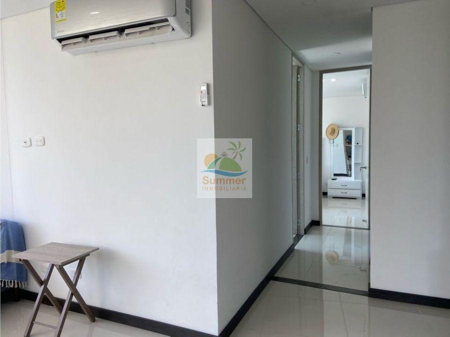 apartamento 2 alcobas cerca al mar