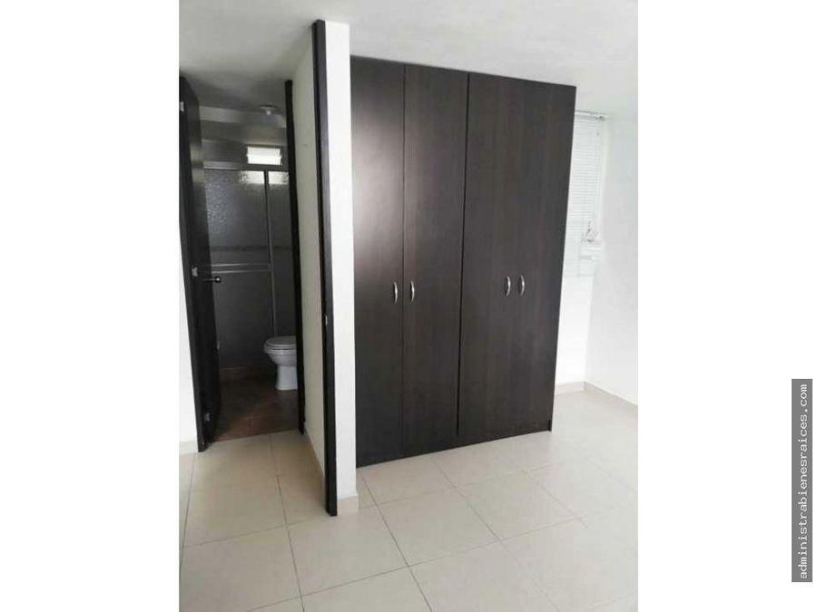 apartamento 2 alcobas conjunto cerrado eucaliptus manizales