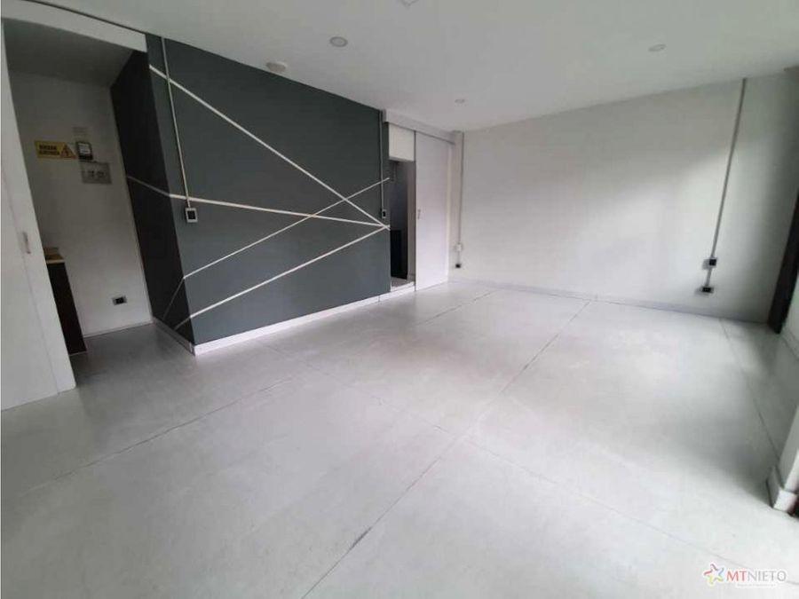 apartamento 60 m2 vocacion comercial 2 alcobas laureles