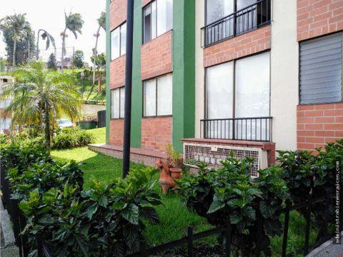 apartamento 3 alcobas conjunto cerrado villa pilar manizales