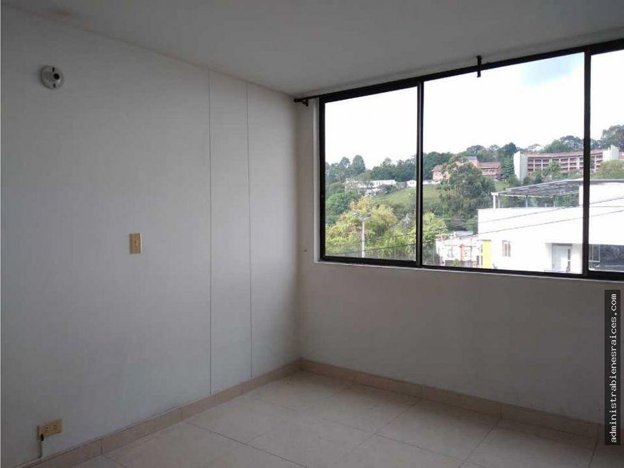 apartamento 3 alcobas conjunto cerrado palermo manizales