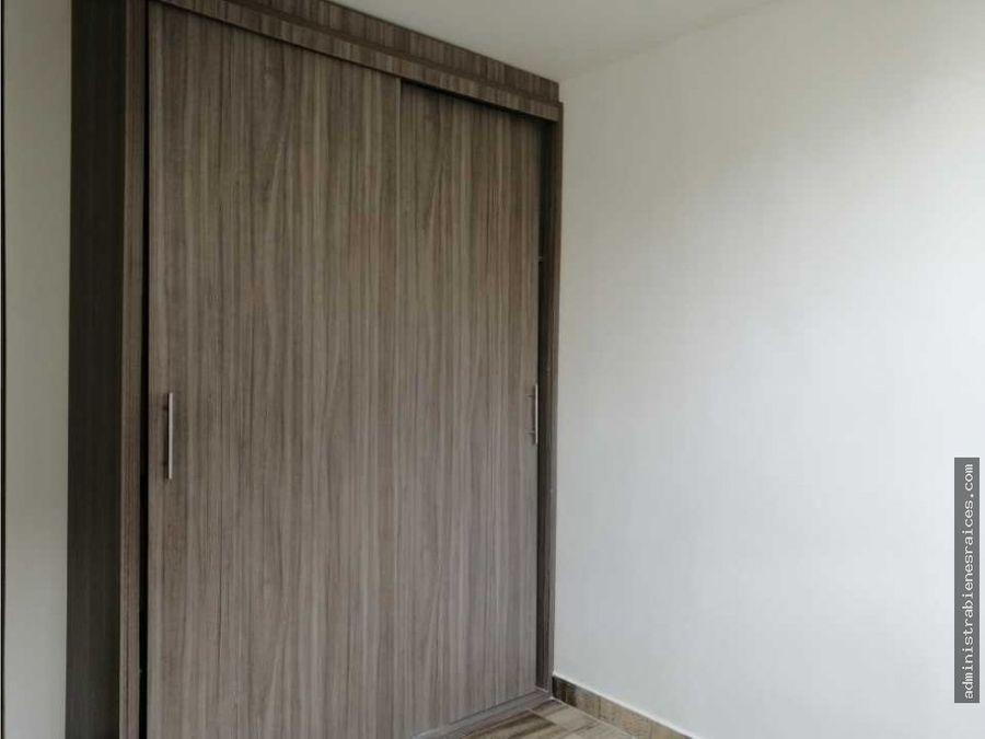 apartamento 3 alcobas conjunto cerrado niza manizales