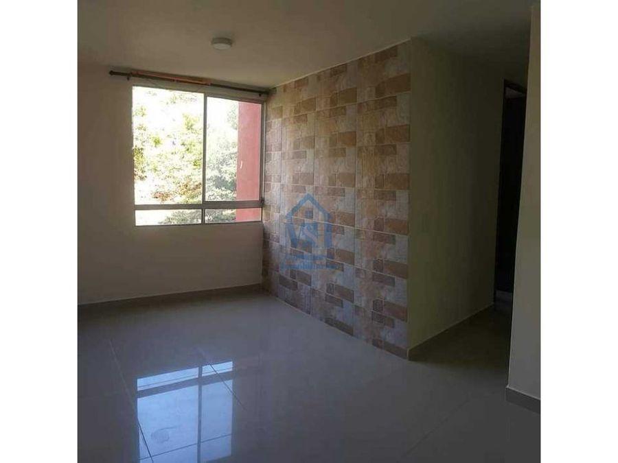apartamento 48m2 en venta en unidad cerrada mirador bello antioquia