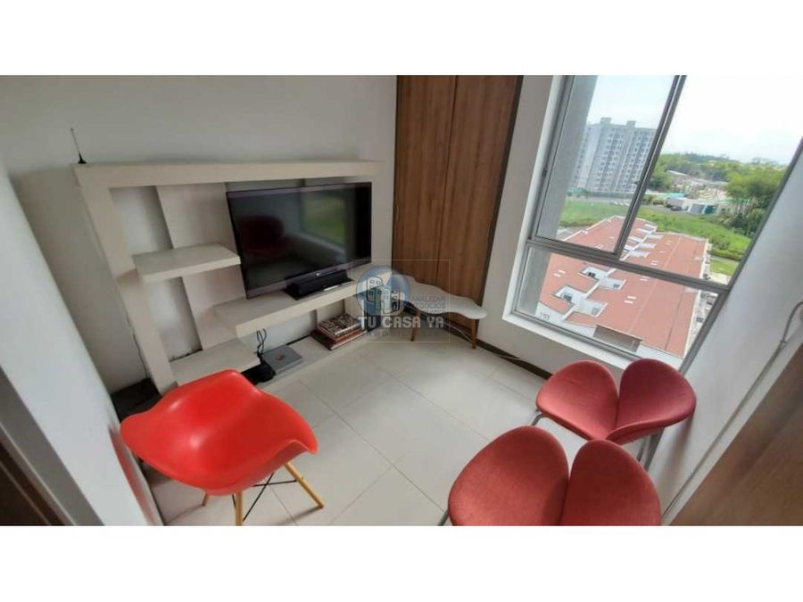 apartamento 57m2 en exclusiva unidad residencial de dosquebradas