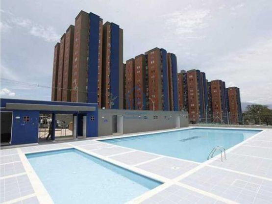 apartamento 57m2 en tercer piso goreti bello