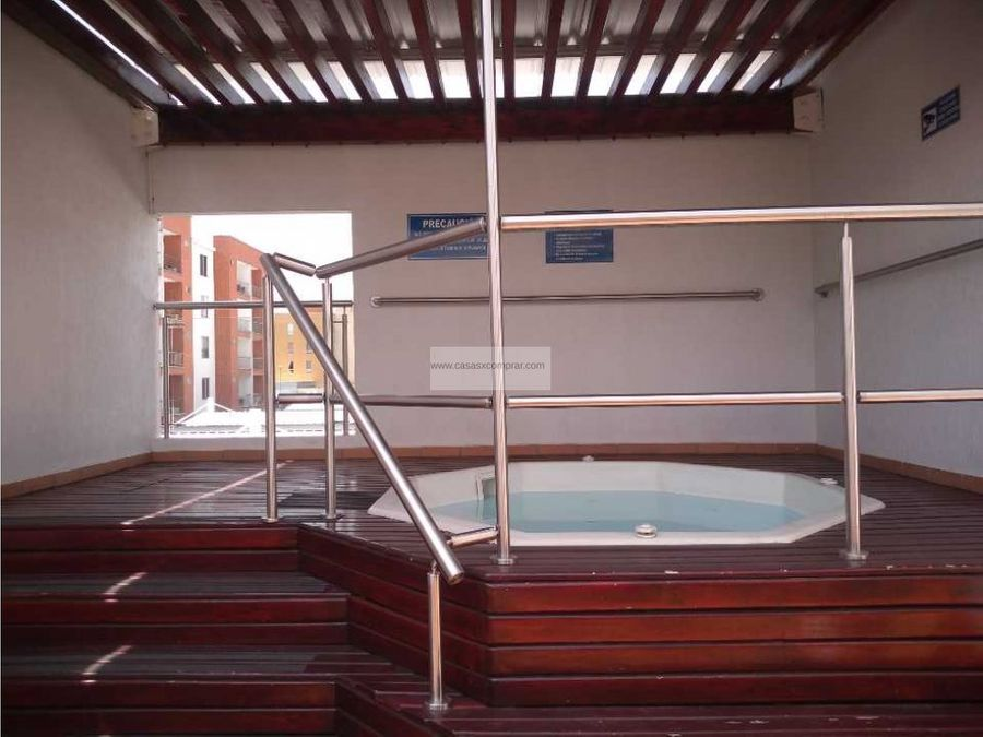 apartamento 5 piso con ascensor la hacienda