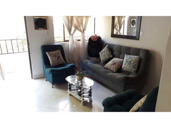 apartamento 90m2 de tercer piso en niquia bello