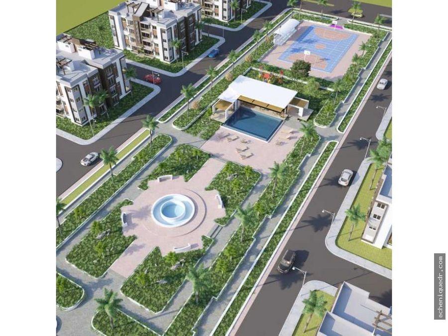 apartamentos con bono vivienda y piscina