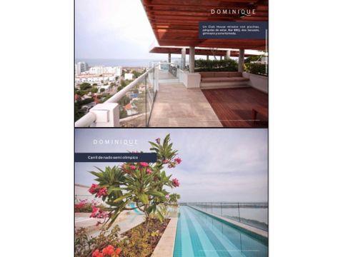 apartamentos dominique cielo mar