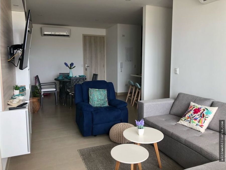 vendo apartamento en sabanilla con vista al mar