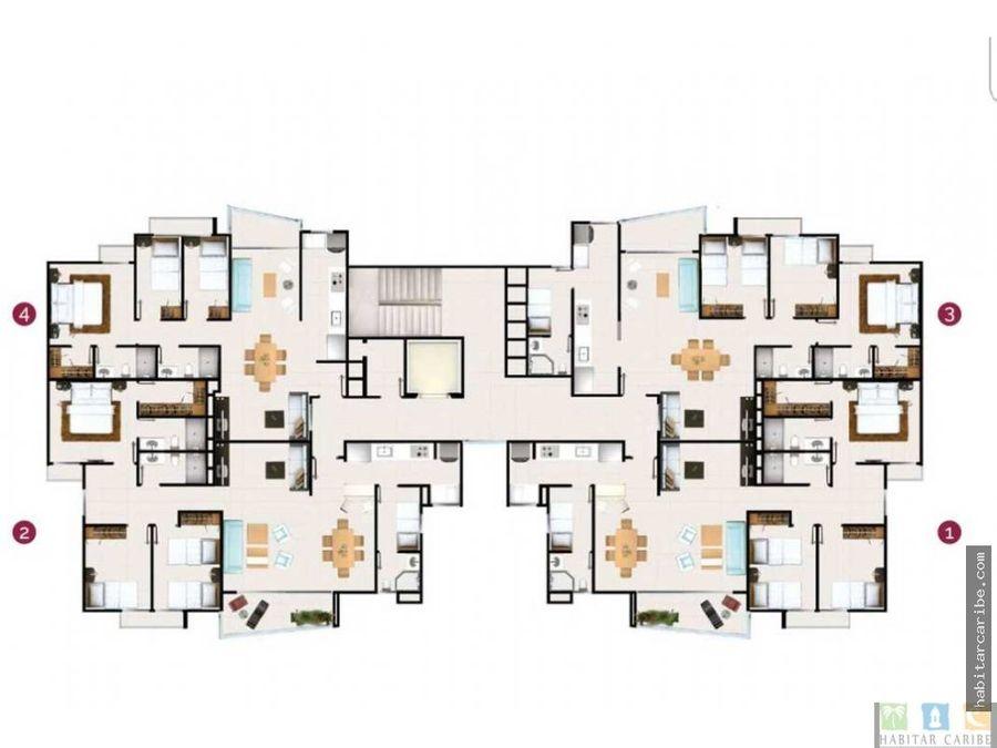 apartamentos en venta en attalea