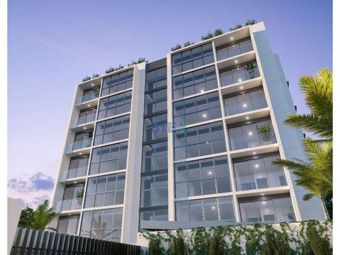 apartamentos en venta en la urbanizacion thomen