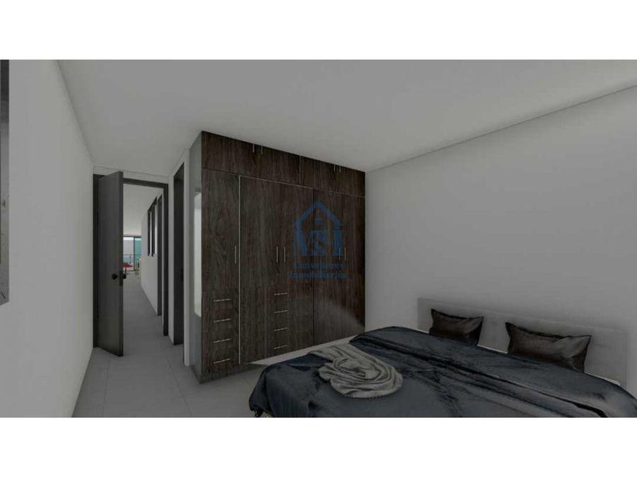 apartamentos en proyecto sobre planos para entrega en 4 meses cabanas