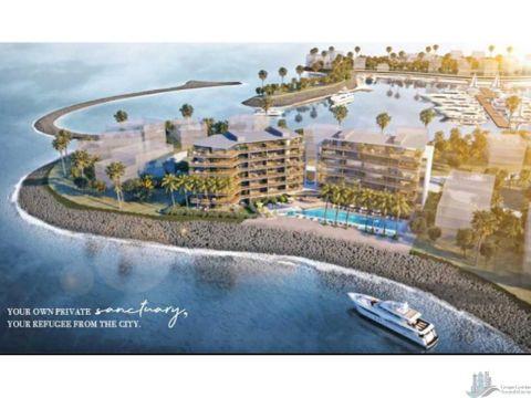 apartamentos en preventa seascape ocean reff 243m2 3 rec 3 banos