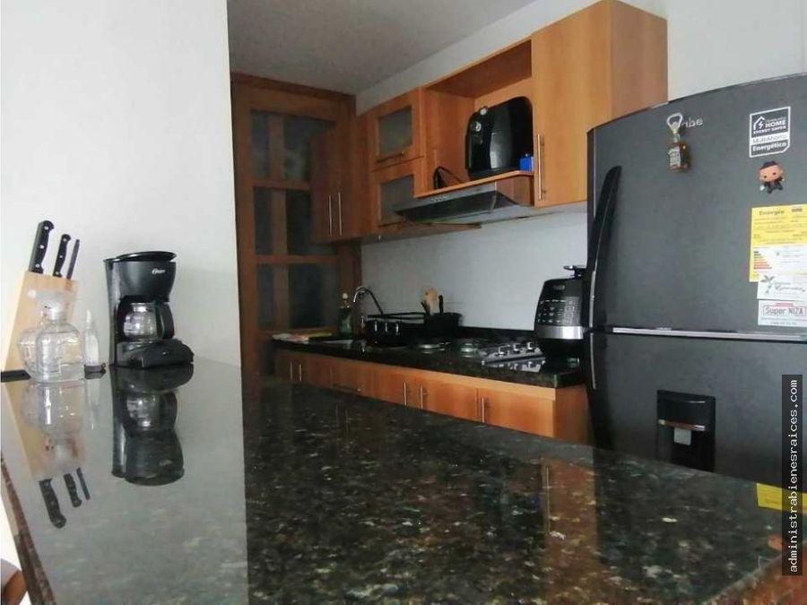 apartamento 1 alcoba conjunto cerrado laureles manizales