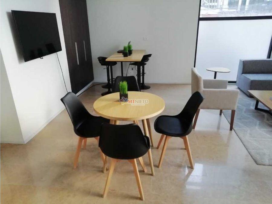 apartaestudio de 54 m2 centro internacional de bogota